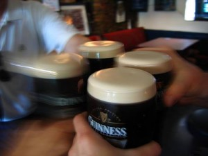 Guinness rounds
