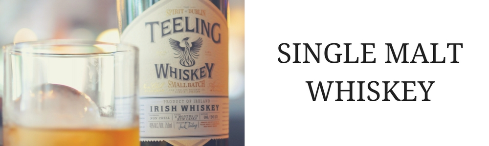 single malt irish whiskey