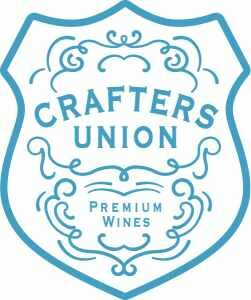 Crafters Union Wine graphic