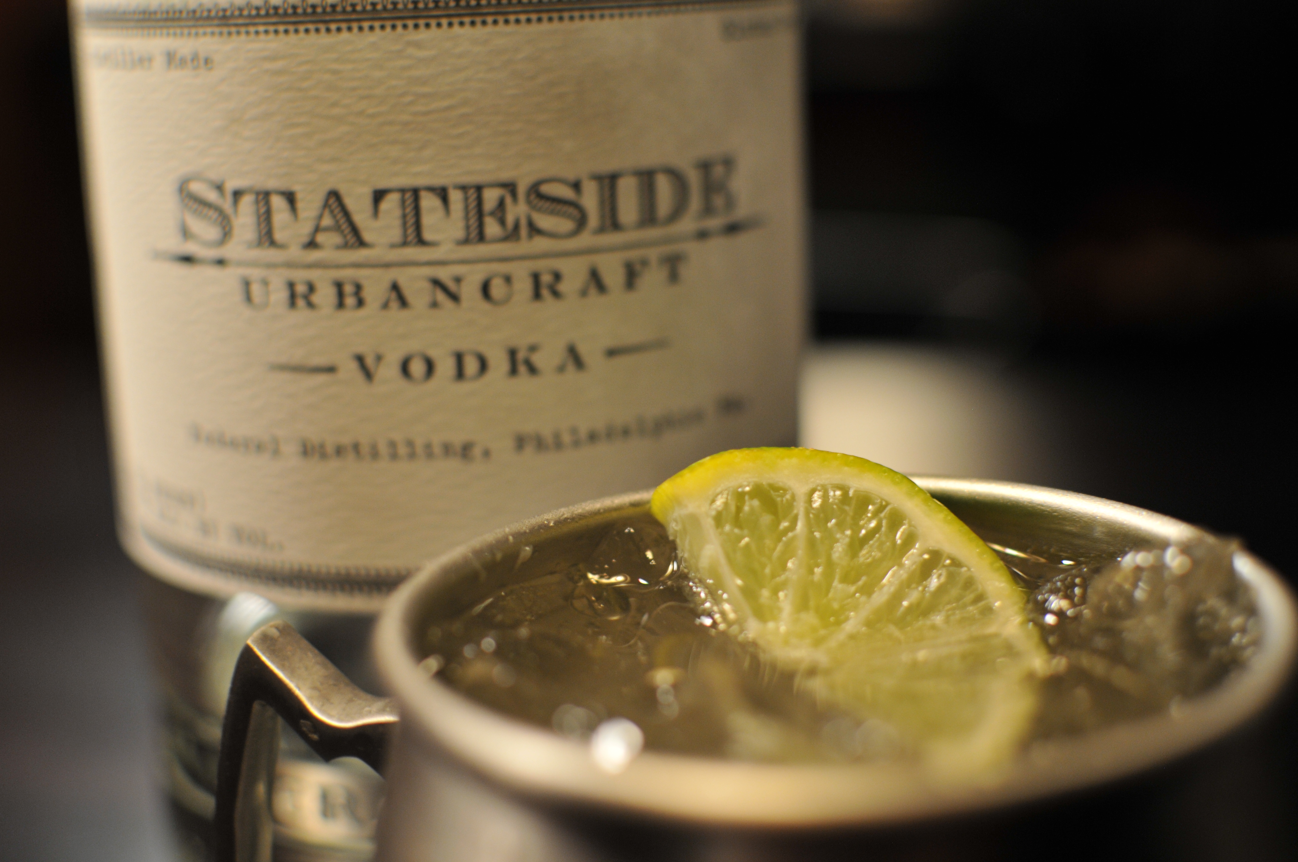stateside vodka moscow mule